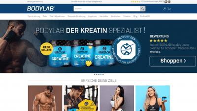 bodylab24website