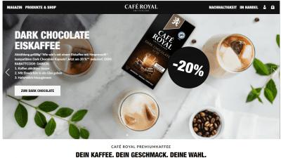 cafe royalwebsite