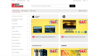 interdiscountwebsite
