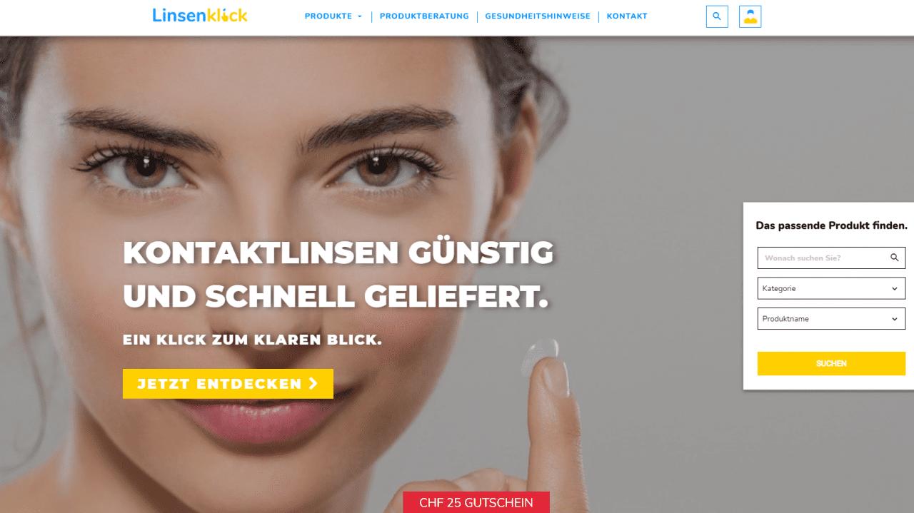 linsenklickwebsite