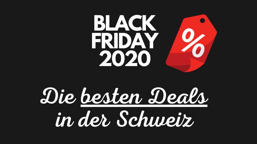 Black Friday Deals 2020 Schweiz Angebote
