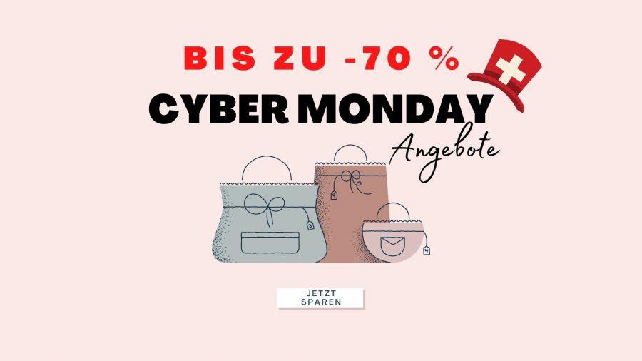 Cyber Monday Angebote Schweiz