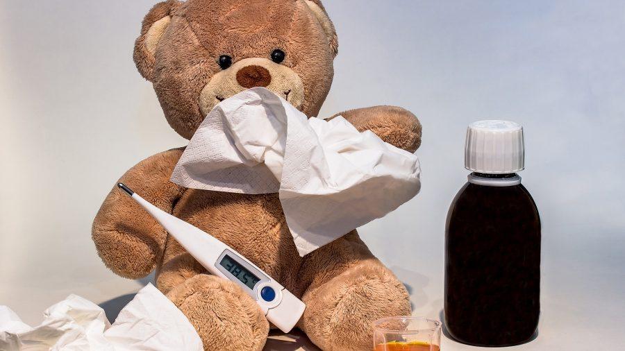 Erkältung Kinder
